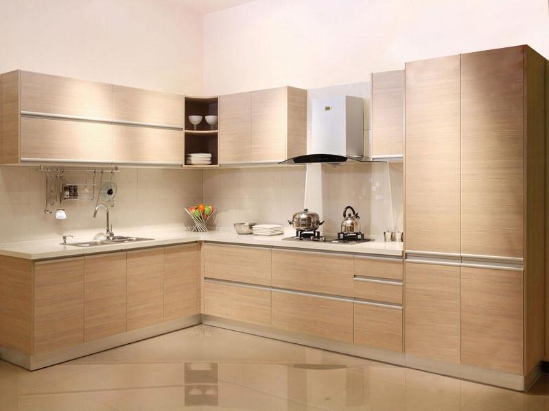 Cherry melamine kitchen cabinet   VC CUCINE China, kitchen ...